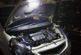 自動車エンジントラブル